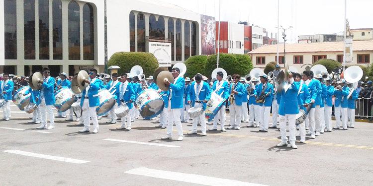 Bandas bolivianas serán fiscalizadas en su trabajo en la festividad Virgen de la Candelaria.