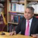 Juan Benitez, es el virtual rector de la Universidad Andina Néstor Cáceres Velásquez