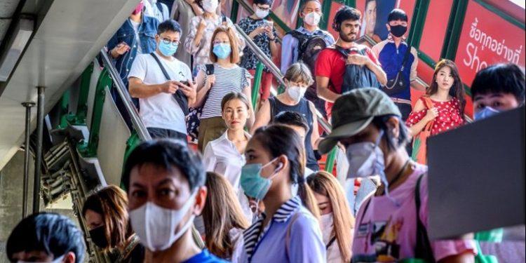 Unos 600 ciudadanos de Europa pidieron ser repatriados de China por el brote del nuevo coronavirus.