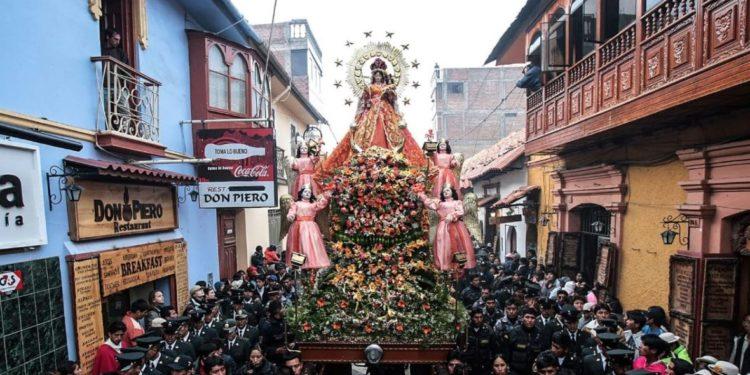 Festividad Virgen de la Candelaria.