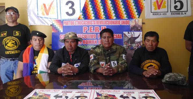 Etnocaceristas denuncian que Nilda Suca compró su número para las elecciones.