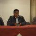 Conferencia de prensa de las autoridades de Tanca.