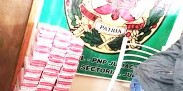 Cigarrillos de contrabando iban a ser comercializados en la ciudad de Juliaca.