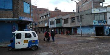 Delincuentes rondan en grupo en las madrugadas causando zozobra en la zona.
