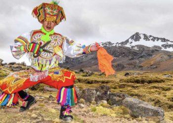 La danza de tijeras fue inscrita en 2010 en la Lista Representativa del Patrimonio Cultural Inmaterial de la Humanidad. (Foto: Andina).