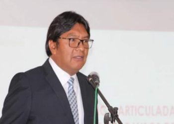 Mario Benavente Llerena, titular de la DREP.