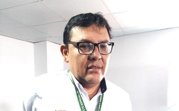 Director del PEBLT, Julver Josue Vilca Espinoza.