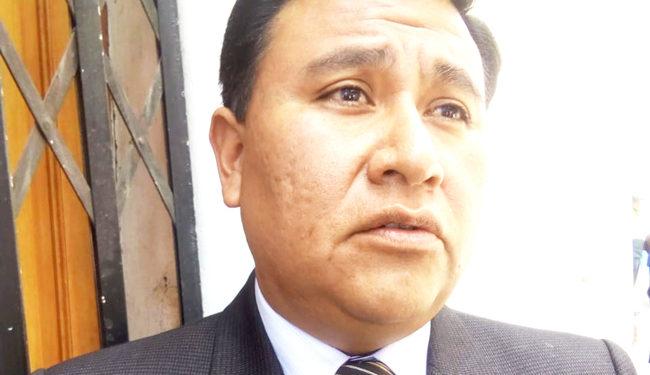 Jorge Montesinos, titular de la DIRESA, se ratifica en el acuerdo de -consejo regional.
