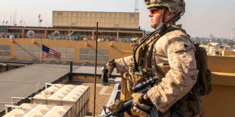 Estadoa Unidos anuncia a Irak que su ejercito se prepara para retirarse. (foto: Heraldo).