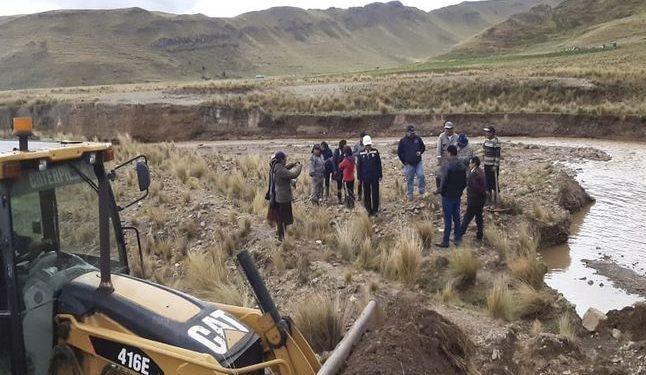 Emergencia. declaran en emergencia a 30 distritos en la región de Puno.
