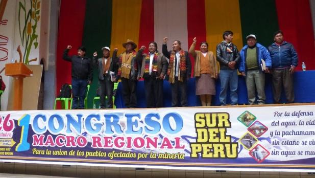 Etnocaceristas se reorganizan para próximas elecciones.