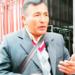 Félix Suasaca, vicepresidente del frente de defensa de la Cuenca Coata.