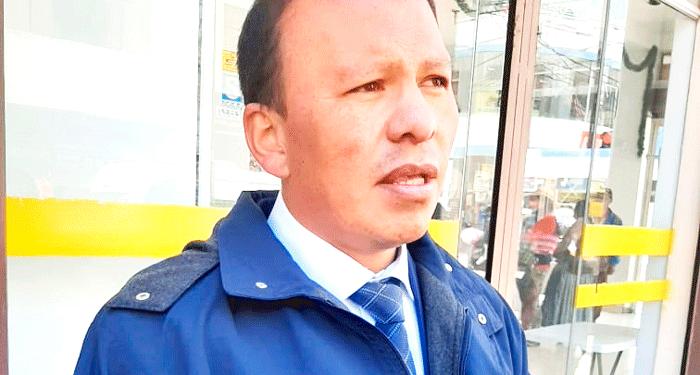 Fiscal, Carlos de Amat Espezua.