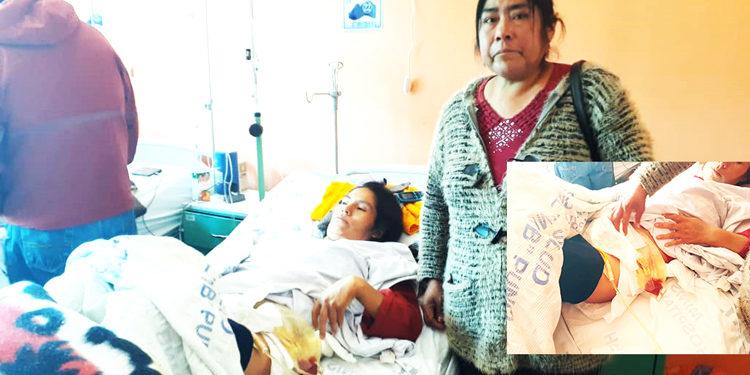 Familiar  de paciente denuncia negligencia médica.