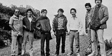 Homenaje a periodistas muertos en Uchuraccay.
