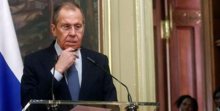 Sergei Lavrov (REUTERS/Maxim Shemetov).