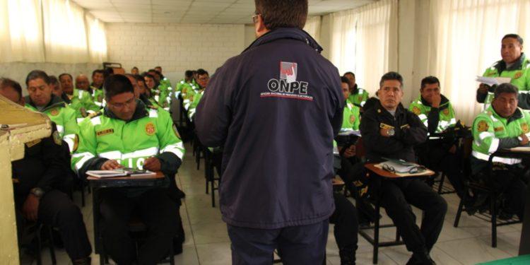 Área de capacitación explicó cuales son sus funciones el día de elecciones.