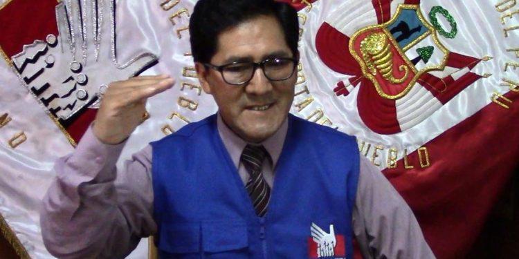 Jacinto Ticona Huaman, Jefe de la Oficina Defensorial  de Puno.
