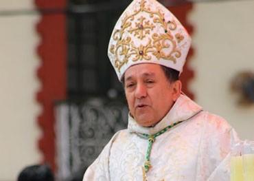 Jorge Pedro Carrión Pavlich. Hizo el llamado a los músicos.