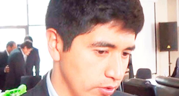 José Luis Borda, presidente del Consejo Regional de Puno.