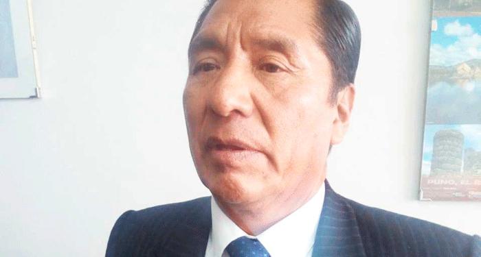 José Huanca Tonconi, flamante director de la dirección regional de Comercio Exterior y Turismo.