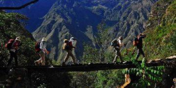 Disponen el cierre temporal de la Red de Caminos Inca de Machu Picchu.