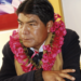 Martín Ticona, alcalde de la Provincia de Puno.