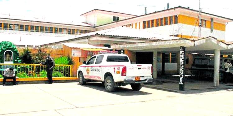 Menor aun permanece en el hospital regional.
