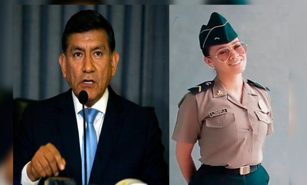 El Ministro del Interior, Carlos Morán, se refiere al caso de Jossmery Toledo.