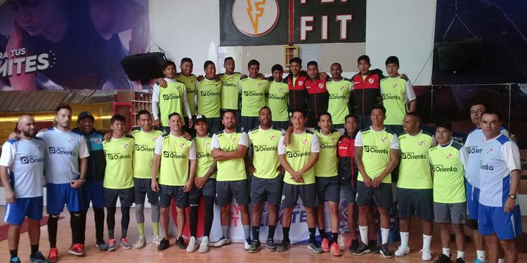 Plantel ya está conformado para la Primera División de Puno.