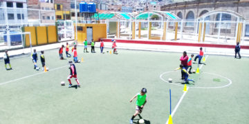 Campeonato se realizará en cancha del estadio Torres Belón en San Antonio.