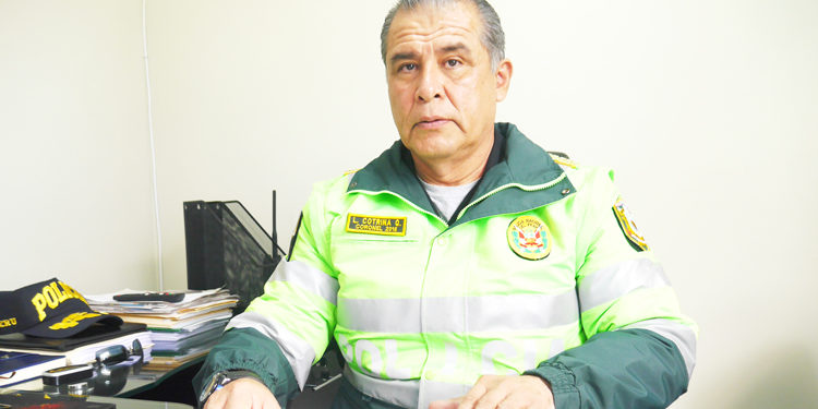 Nuevo alto mando lleva tredías en el cargo de la región Policial.