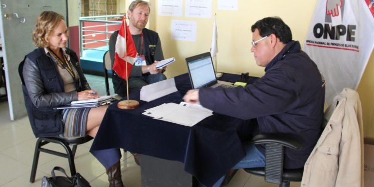 Observadores de UE buscan transparencia en elecciones.