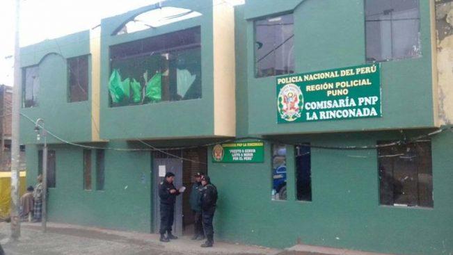 PNP de la Rinconada aún están en la búsqueda de los que dejaron explosión en vivienda.