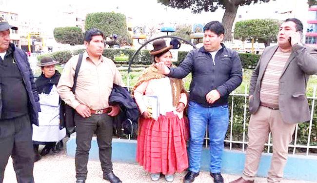Dirigentes y autoridades preocupados por inseguridad en Sandia.