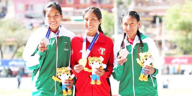 Puneños estarán presentes en certamen internacional de atletismo.
