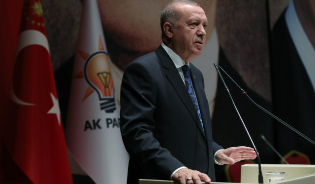 Prensa presidencia turca/AFP / Murat Kula.