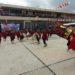 Reos también danzaron Sikuris.