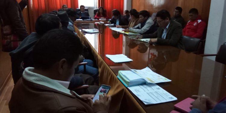 Reunión de autoridades y sociedad civil de la zona sur, por el caso Vilavilani, Procurador interpuso medida cautelar.