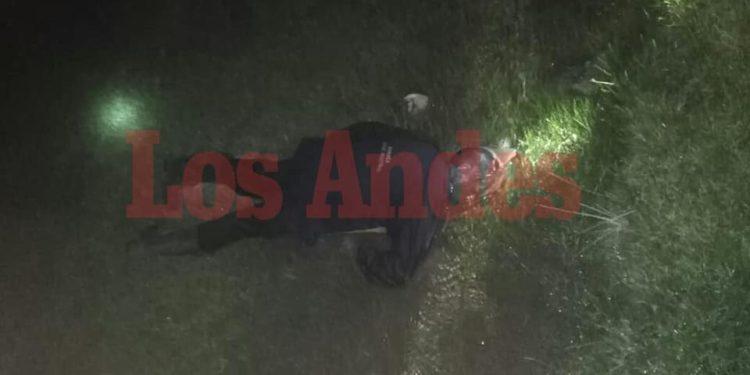 Anciano es encontrado muerto en riachuelo del sector Viluyo de la comunidad campesina de Huasacona.