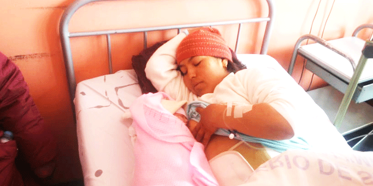 Segundo bebé nacio por parto natural y sin complicaciones.