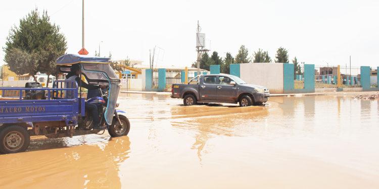 Temporada de lluvias afectara gran parte de la región.