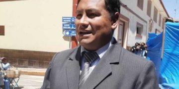 Consejero Jorge Zuñiga Pineda.