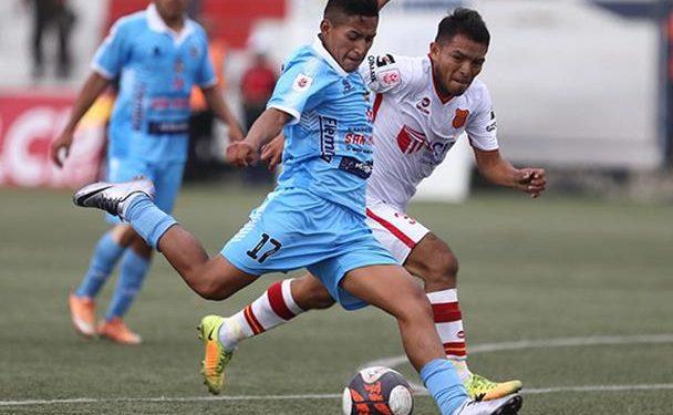 Binacional y Atletico Grau se enfrentarán por la supercopa peruana.