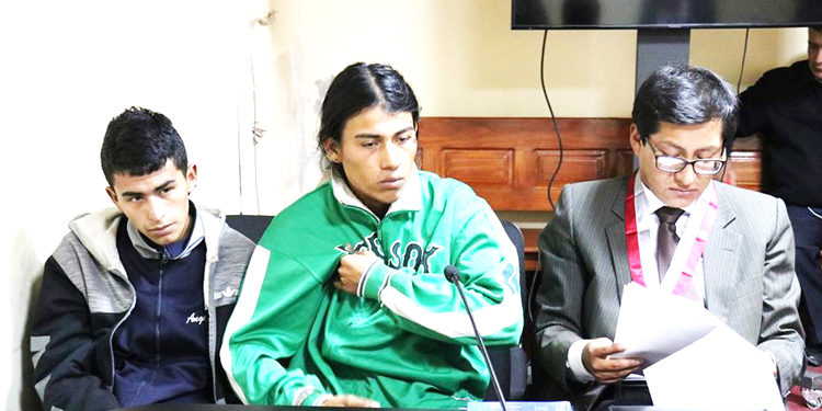 Ingresaron ilegalmente al país. Juez dictó 9 meses de prisión preventiva.