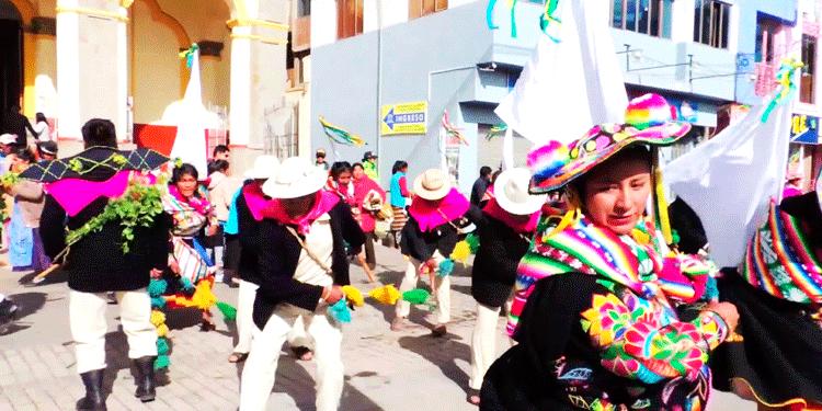 Carnaval de Pusi.