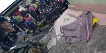 Minero fue hallado muerto afuera de un burdel.
