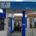 Mujer herida fue conducida al centro de Salud de San Antón.