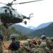 Fueron capturados cuatro presuntos terroristas en el ámbito del Valle de los Rios Apurímac, Ene y Mantaro.