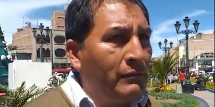 Mario René Carbajal Gamarra, jefe del Proyecto Ovinos Sur de Pradera.